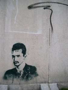 Fotografiert in der Tompa utca
